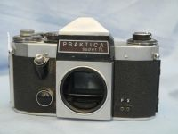 Praktica  Super TL M42 SLR Camera £4.99